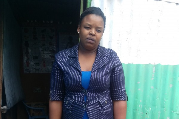 Anne Muthoni