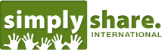 Simply Share International Retina Logo